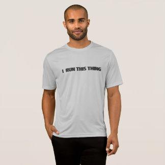 Camiseta Preparação da maratona