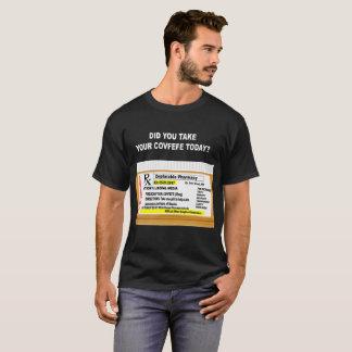 Camiseta Prescrição engraçada de Covfefe