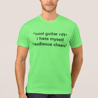 Camiseta presença do palco