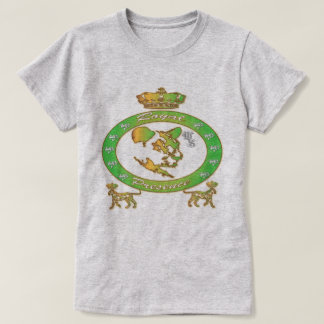 Camiseta Presença real