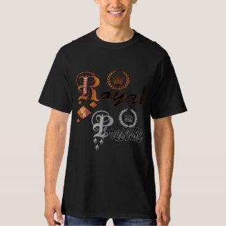 Camiseta Presença real (texto)