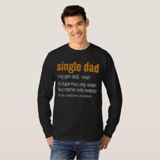 Camiseta Presente ao presente do pai a genar
