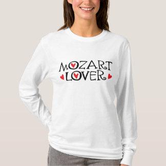 Camiseta Presente clássico do amante de Mozart