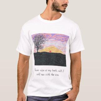 Camiseta Presente da manhã