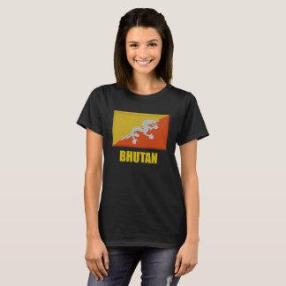 Camiseta Presente de Bhutan