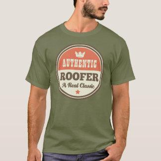 Camiseta Presente (engraçado) autêntico do Roofer