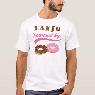 Camiseta Presente engraçado do banjo