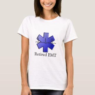 Camiseta Presentes aposentados de EMT