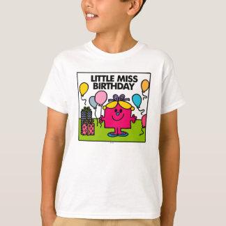 Camiseta Presentes & balões pequenos da senhorita