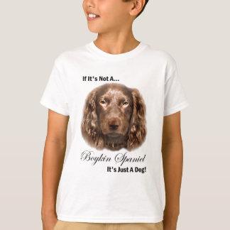 Camiseta Presentes da arte do Spaniel de Boykin