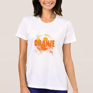 Camiseta Presentes da bola do grunge do futebol dos fãs de