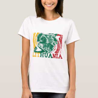 Camiseta Presentes de Lithuania