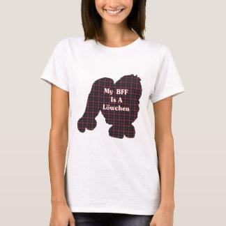 Camiseta Presentes de Lowchen BFF