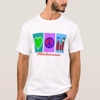 Camiseta Presentes de Phlebotomist