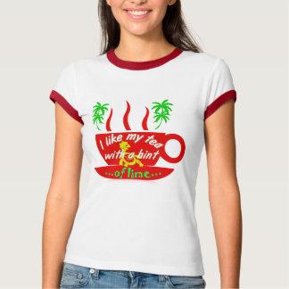 Camiseta Presentes de Trinidad and Tobago, t-shirt do
