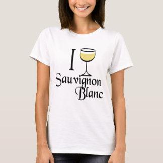 Camiseta Presentes do amante de vinho de Sauvignon Blanc
