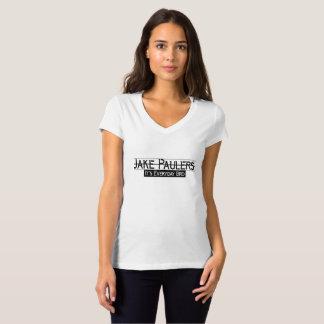 Camiseta Presentes do apoio da esperança do amor da