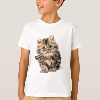 Camiseta Presentes do gatinho