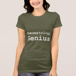 Camiseta Presentes do gênio da reumatologia