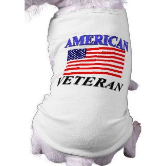 Camiseta Presentes e mercadoria americanos do veterano