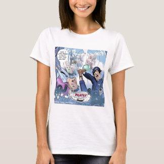 Camiseta Presentes engraçados de Londres do rick das linhas
