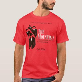 Camiseta Presentes finais do departamento do teatro do rato