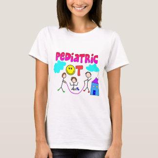 Camiseta Presentes pediatras do terapeuta ocupacional
