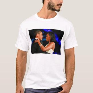 Camiseta Presidente Barack e primeira senhora Michelle