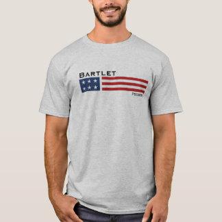 Camiseta Presidente Bartlet Tshirt Oeste Asa