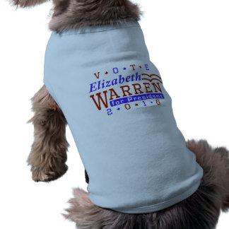 Camiseta Presidente de Elizabeth Warren eleição 2016