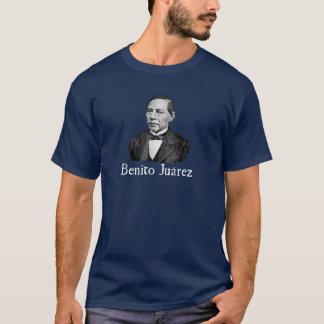 Camiseta Presidente de México Benito Juarez
