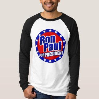 Camiseta Presidente de Ron Paul 4!