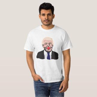 Camiseta Presidente Donald J. Trunfo - bola da mordaça -