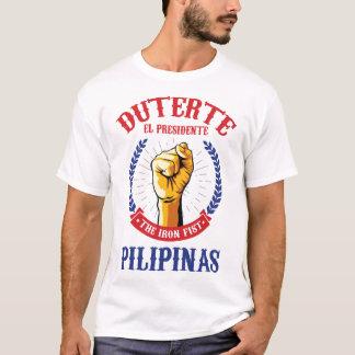 Camiseta Presidente filipino de Duterte