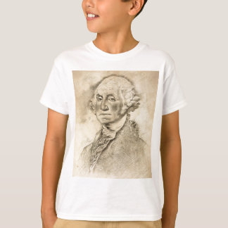 Camiseta Presidente George Washington