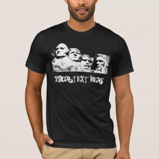 Camiseta Presidentes do Monte Rushmore