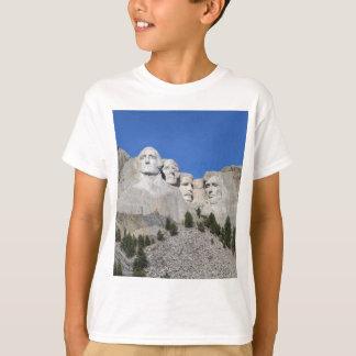 Camiseta Presidentes EUA América do Monte Rushmore South