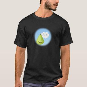 Camiseta Pressão da pera