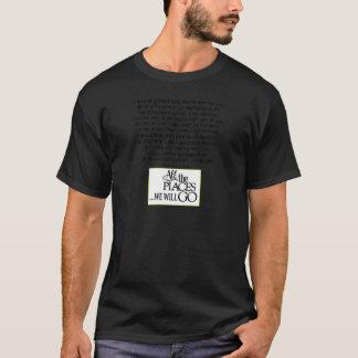 Camiseta Preste serviços de manutenção ao cão que o poema