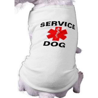 Camiseta Preste serviços de manutenção ao tanque alerta