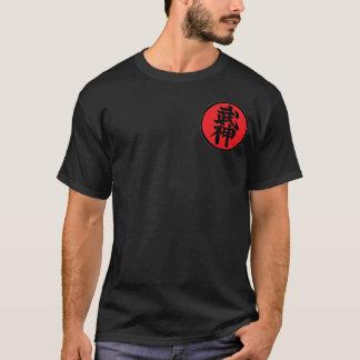 Camiseta Preta Shidoshi-Ho