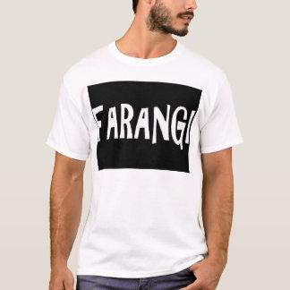 Camiseta Preto/branco de Farangi