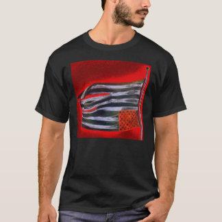 Camiseta preto da liberdade