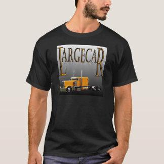 Camiseta Preto de Largecar