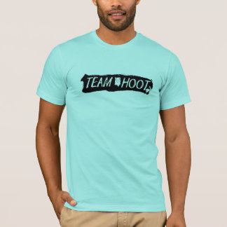 Camiseta Preto do furto da buzina da equipe