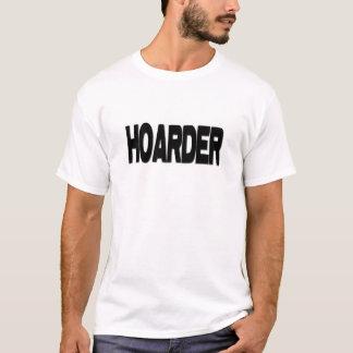 Camiseta Preto do HOARDER