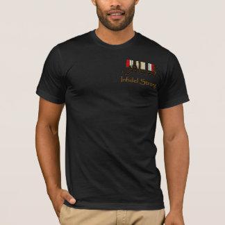 Camiseta Preto do infiel
