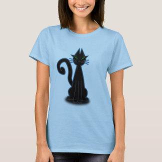 Camiseta Preto-gato