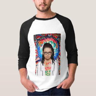 Camiseta Preto órfão | Cosima Niehaus - chique do geek