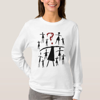 Camiseta Preto órfão | Helena - esboço do clone